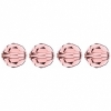 Swarovski Bead 5000 Round 8mm Blush Rose